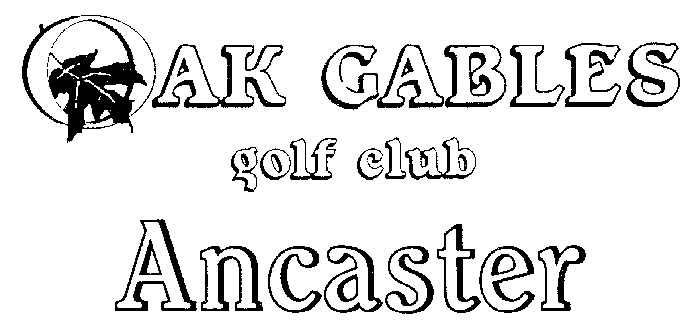 Oak Gables Golf Club